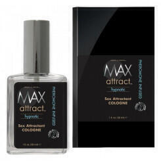 Свежий мужской аромат с феромонами MAX ATTRACT HYPNOTIC 30 мл