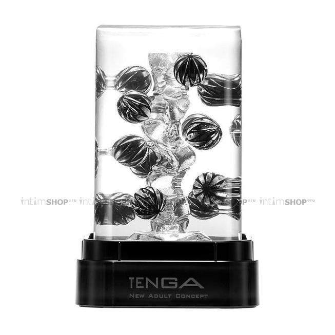 Мастурбатор Tenga Crysta Ball бесцветный.