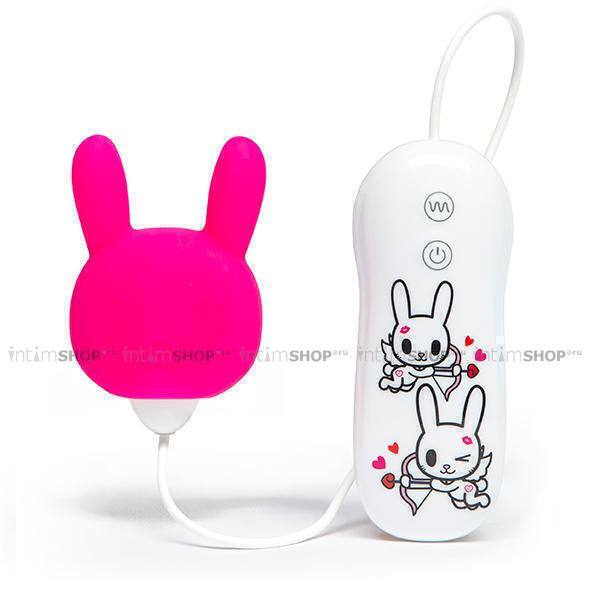 Tokidoki Вибратор клиторальный с 7 функциями Purple Bunny