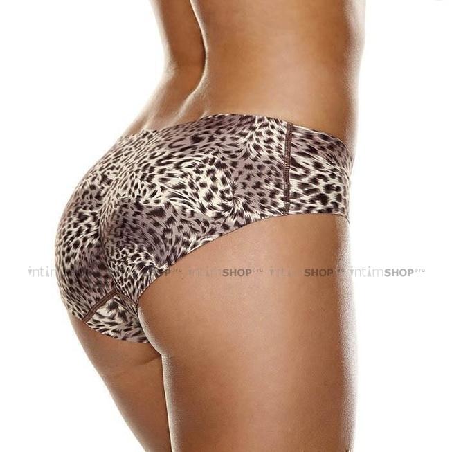 Трусики PUSH-UP, леопардовые S