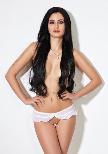 Завлекающие трусики Easy to love с доступом и нежной юбочкой, белый, S/M фото