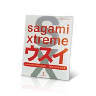 Ультратонкие Презервативы Sagami Xtreme SUPERTHIN №1