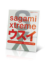 Ультратонкие Презервативы Sagami Xtreme SUPERTHIN №1 фото