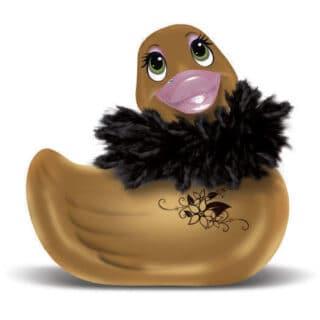 Утка вибрирующая I Rub My Duckie