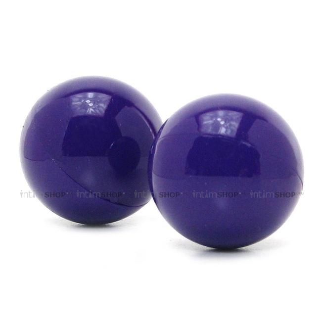 Вагинальные Шарики Ben Wa Balls, фиолетовые