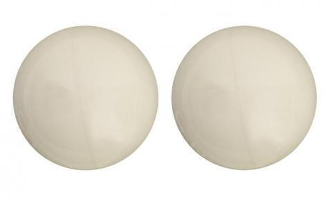 Вагинальные Шарики Ben Wa Balls, белые