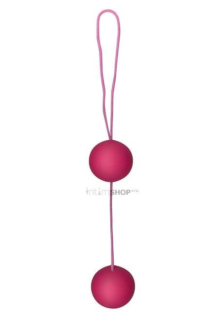 Вагинальные шарики FUNKY LOVE BALLS, цвет розовый