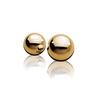 Вагинальные Шарики Gold Ben-Wa Balls