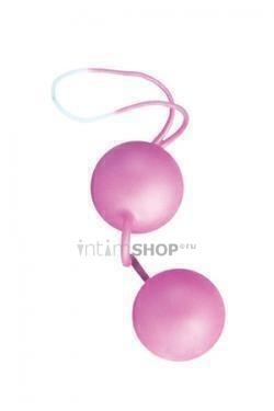 Вагинальные Шарики Pink Futurotic Orgasm Balls розовые