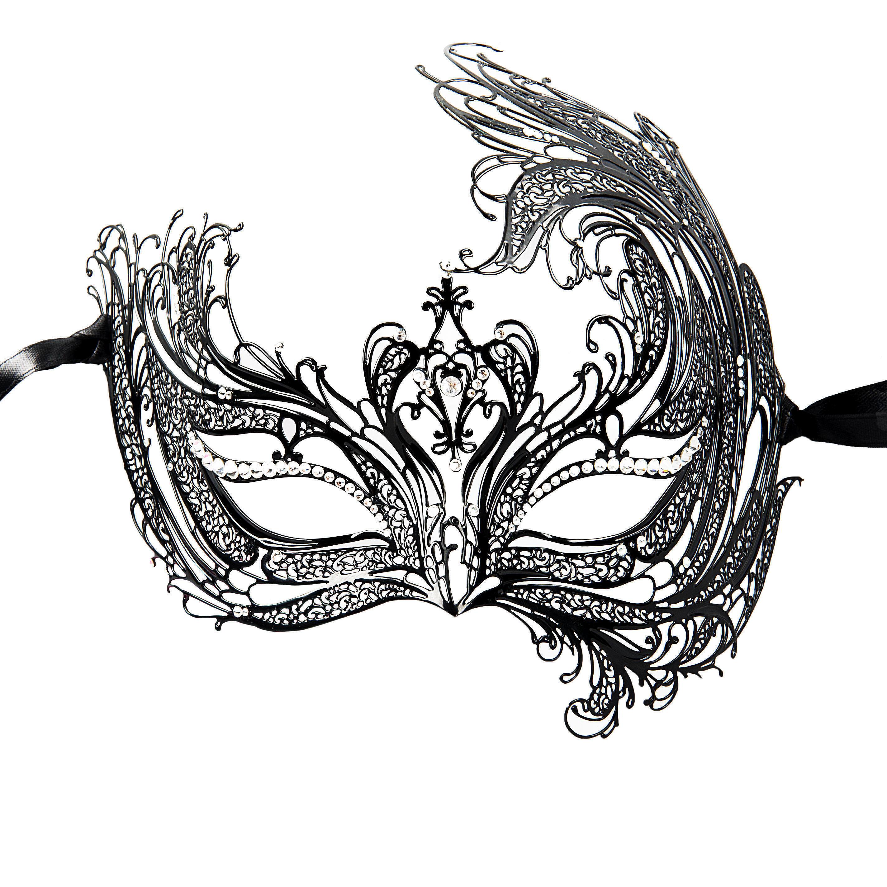 Венецианская Маска Catia (Swarovski)