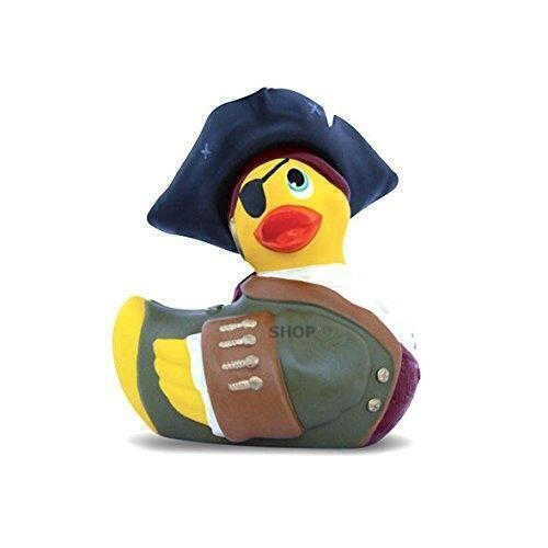 Вибратор Уточка-пират I Rub My Duckie PIRATE - TRAVEL SIZE