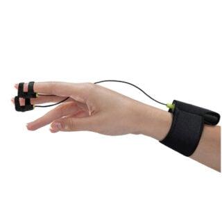 Вибро и электростимулятор Hello Touch X Jimmy Jane черный