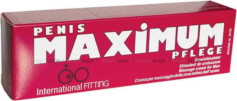 Возбуждающий крем для мужчин MAXIMUM