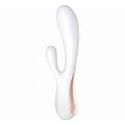 Вибратор-кролик Satisfyer Mono Flex, белый