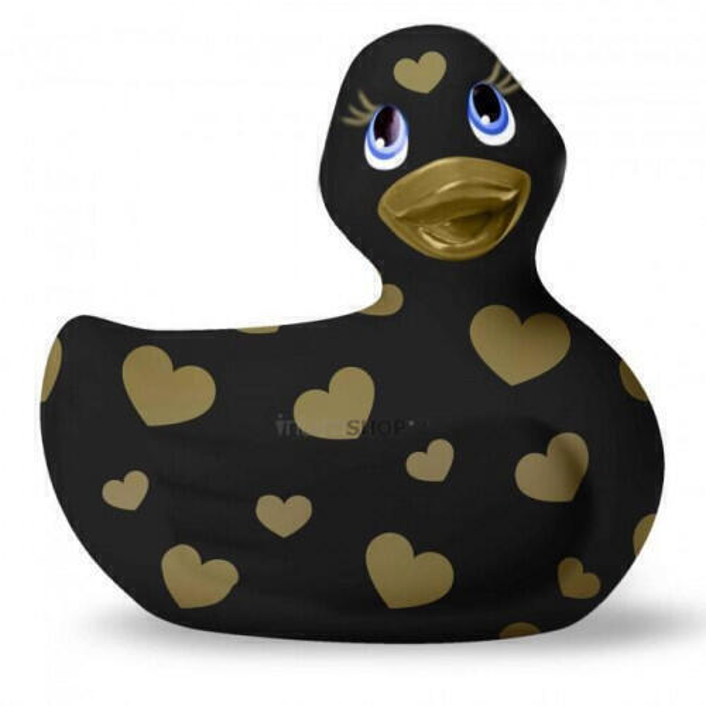 Вибратор Duckie 2.0 Romance, чёрный