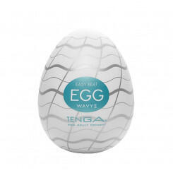 Мастурбатор Tenga Easy Beat Egg Wavy II