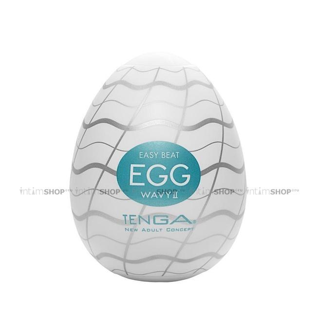 Мастурбатор Tenga Easy Beat Egg Wavy II