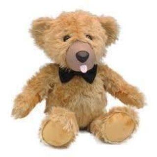 Забавный вибратор в виде медвежонка Teddy Love