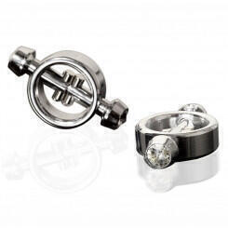 Зажимы Для Сосков PipeDream Metal Worx Magnetic Nipple Clamps