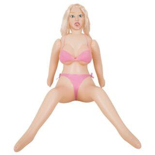 Надувная кукла Бриджит с пышным бюстом Bridget Big Boob Doll