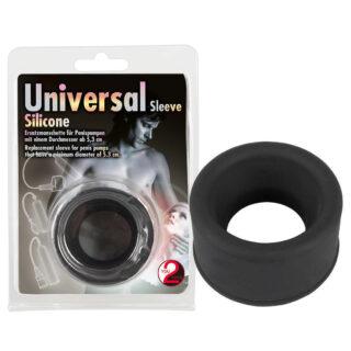 Универсальная насадка на помпу Universal Sleeve Silicone
