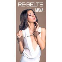 Наручники Maya Brown 7745-02rebelts