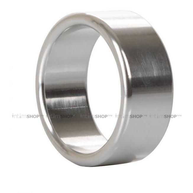 Эрекционное кольцо Alloy Metallic Ring™ Medium - Silver.