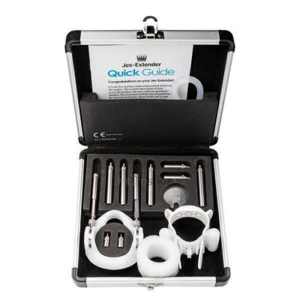 Аппарат для увеличения полового члена DanaMedic JesExtender Titanium фото