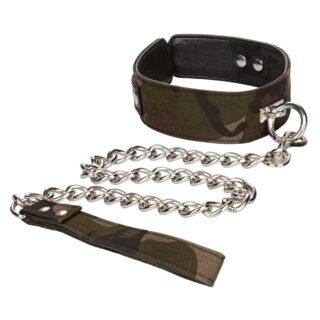 Ошейник с поводком Colt® Camo Collar & Leash