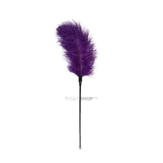 Пёрышко для тиклинга Easytoys Feather, фиолетовый