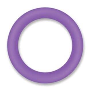 Эрекционное кольцо Firefly Halo Cockring, фиолетовый, S