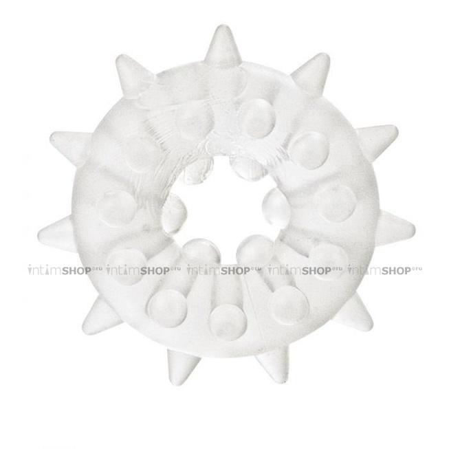 Эрекционное кольцо California Exotic Novelties Sexagon Enhancer 2™, бесцветный