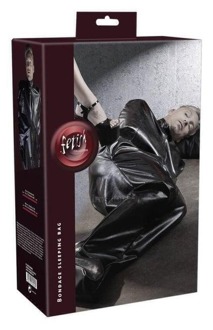 Фиксация ORION Imitation Leather Sleepsack фото