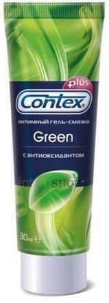 Гель-смазка Contex Green с антиоксидантом 30 мл туба.