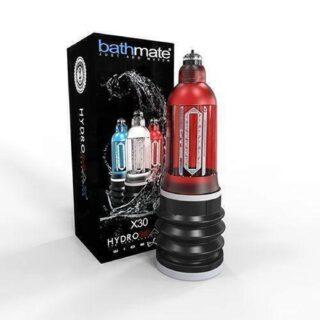 Гидронасос Bathmate - Hydromax X30 Boy Red увеличенный диаметр