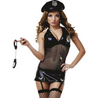 Костюм Le Frivole Сексуального полицейского, XL/2XL