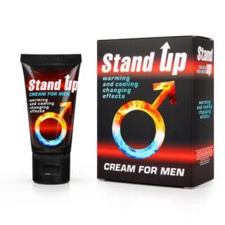 """Крем для мужчин возбуждающий """"STAND UP"""", 25 г"""