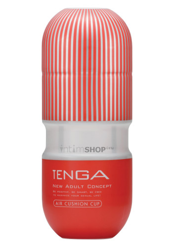 Мастурбатор Tenga Air Cushion Cup, красный
