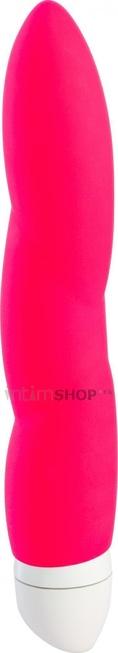 Мини-вибратор Fun Factory Jazzie, розовый фото
