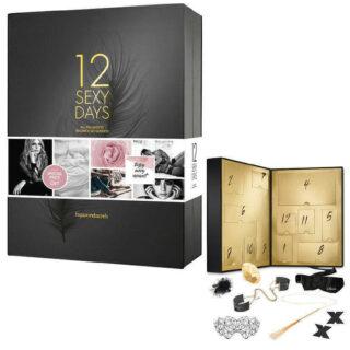 Набор Bijoux Indiscrets 12 SEXY DAYS