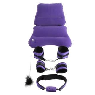 Набор Pipedream FF Pleasure Bondage Set, фиолетовый