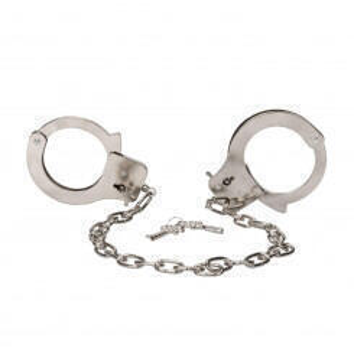 Наручники Chrome Hand Cuffs