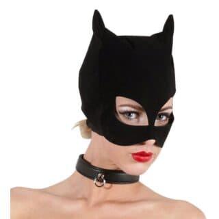 Полушлем маска кошки Katzenmaske
