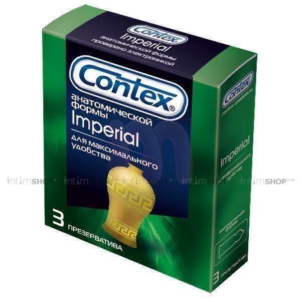 Презервативы плотнооблегающие Contex Imperial №3