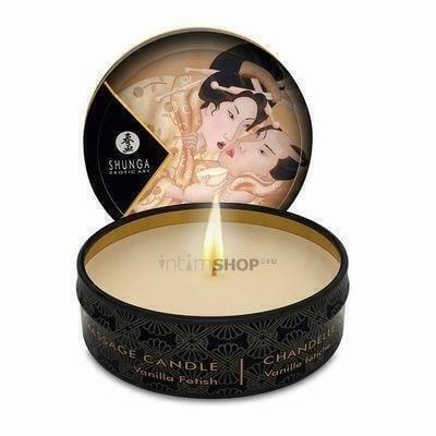 Свеча с массажным маслом Shunga Ваниль 30 мл