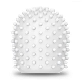 Насадка Droplet для массажера Le Wand, текстурированная, белый