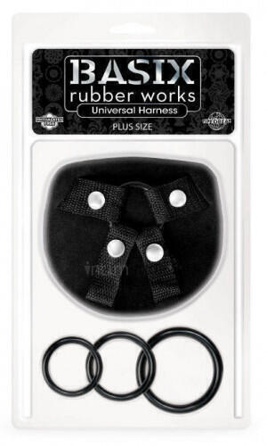 Трусы для Страпона PipeDream Basix Rubber Works Universal Harness Plus-Size
