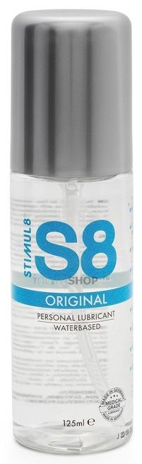 Универсальный лубрикант Stimul8 Original на водной основе, 125 мл