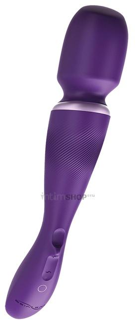 Универсальный вибромассажер We-Vibe Wand, фиолетовый