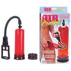 Вакуумная помпа для мужчин Air Control Pump Red Gopaldas